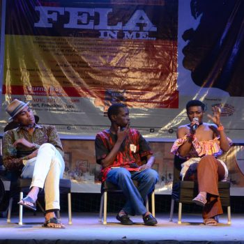 BURNA BOY, BRYMO, SOUND SULTAN, ADUKE, BENSON IDONIJE HOSTED AT LABAF'S FELA@80  TRIBUTE